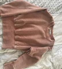 Isprana roza deblja majica