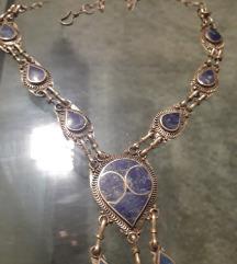 Tribal fusion nakit ogrlica/narukvica/naušnice