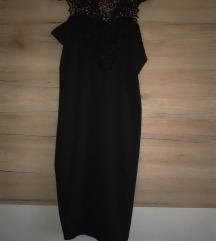 Crna haljina M/L