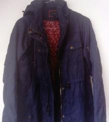 Tamno plava jakna Forever 21, 38