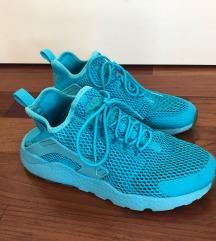 Womens Nike Air Huarache Run Ultra Gamma Blue