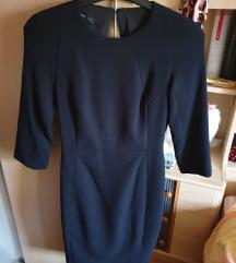 Mango crna suit haljina%