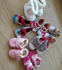 Lot baby cipelica 6-9mj