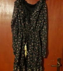 Tanka cvjetna haljinica