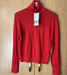 Nova Zara crvena tanja dolčevita s etiketom