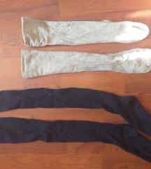 Pamučne čarape iznad koljena Calzedonia