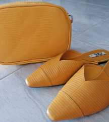 LOT torba i natikače Zara