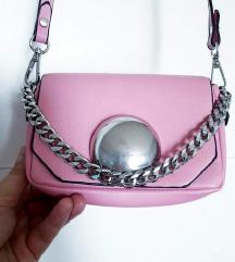 Zara torbica, ručna, na rame ili preko prsa