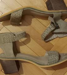 Sandale 38 blok peta NOVO