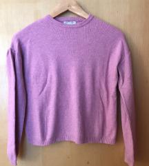 PRIMARK rozi mekani pulover