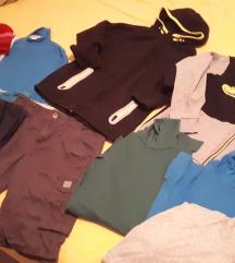 Lot odjeće 146/152