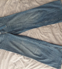 H&M culotte jeans