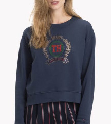 Tommy Hilfiger beaded sweatshirt pulover