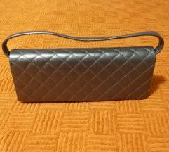 Srebrna pismo torbica
