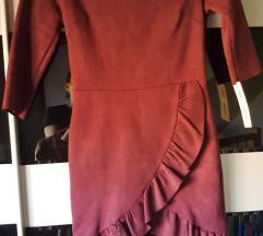 Nova plis haljina