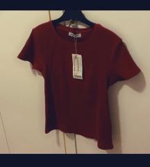 New yorker majica s etiketom
