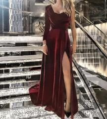 Andrea Zvono plisana haljina