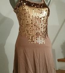 Rastezljiva haljinica s