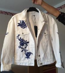 Bijela jakna MANGO, nova, s etiketom..