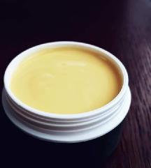 Prirodna,hidratantna krema za lice