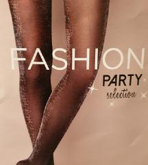 Rez! Čarape, party selection, NOVO