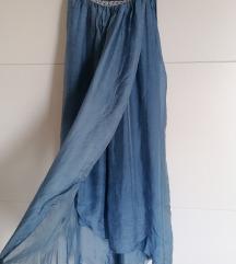 Haljina NOVO✅ Svila i viskoza UNI VEL✅ AKCIJA