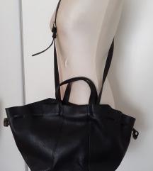 ZARA Basic Collection velika torba tote bag