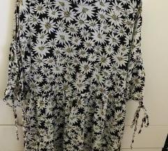 Cvjetni kombinezon-haljina