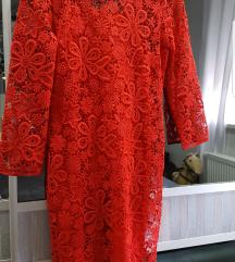 Armani crvena haljina NOVO%%650%%