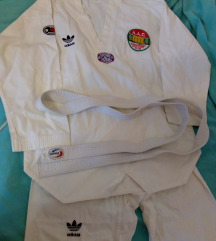 Adidas kimono za borilačke sportove+pojas-250kn!