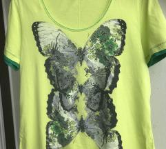 Pamučna majica Leptir Vel XL