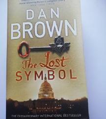 Knjige na engleskom - Lost symbol, ..