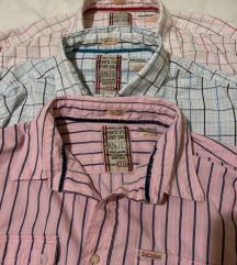 LOT tri muške košulje XXXL