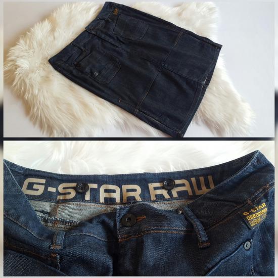 G-STAR RAW, kao nova