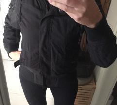 Proljetna jakna kratka crna M