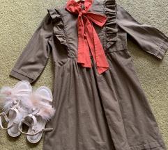 LOT Macci dizajnerska haljina i Zara sandale 33