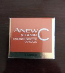 Avon Anew vitamin C kapsule 12 caps.