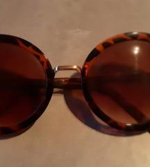 Asos sunčane naočale tigraste okrugle
