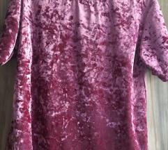 Zara plišana majica S M
