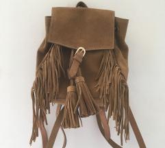 Novi Zara ruksak od gamoša