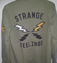 Nova jakna/košulja