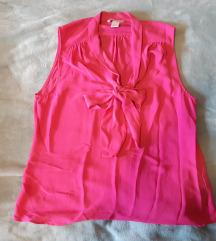 Pink ljetna košulja, h&m