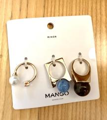 novi set mango prstenja