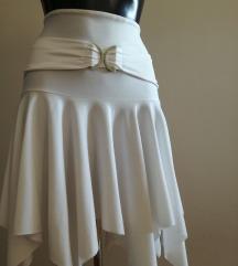 Bijela suknja S/M %%% sve na profilu sada 15kn
