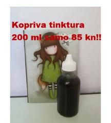 Tinktura od koprive 200 ml samo 85 kn