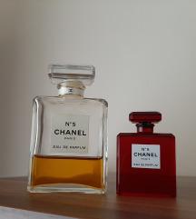 Chanel No5 1/3 od 50 ml edp plus ukras
