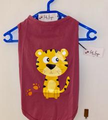 Tigrić - majica za pse