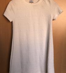 SNIŽENO! ZARA Bijela kratka haljina