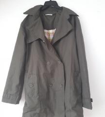 Prijelazna jakna maslinasto zelena 36