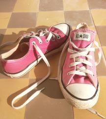 Converse All Star, rabljene, roze starke